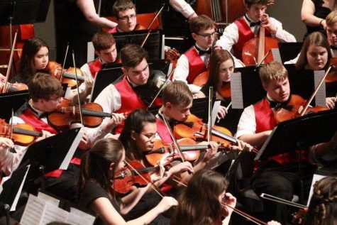 Orchestra to travel to Nebraska