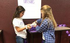 YAC helps Jana's Campaign reach students