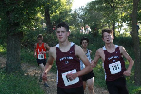 2018 Cross Country Roster