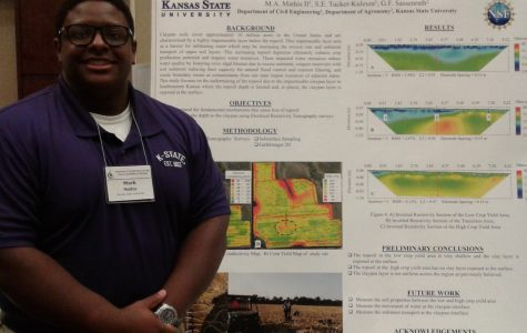2012 graduate Mark Mathis II pursues geotechnical engineering