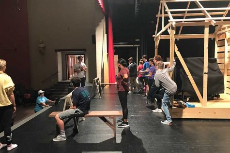 Musical cast working hard to be performance ready