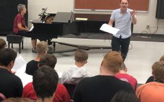 Underwood brings changes to vocal department