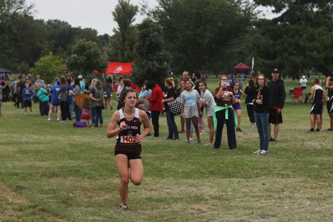 5A state cross country meet