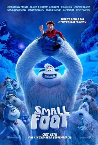 'Smallfoot' proves to be typical kid's film