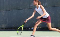 Girls tennis wraps up the season