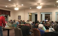 FFA students help at Community Bingo Night