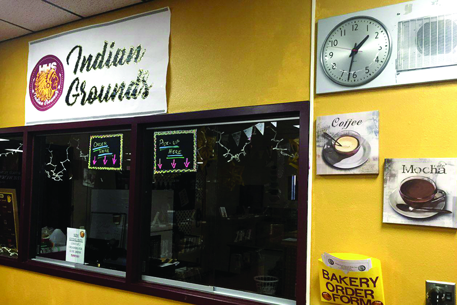 The front of the Indian Grounds shop