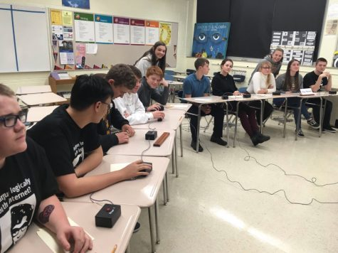 Hays takes two teams to Wichita West Scholars Bowl Invitational, end up competing face-to-face with each other