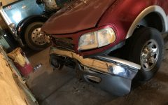 Student provides insight after car accident