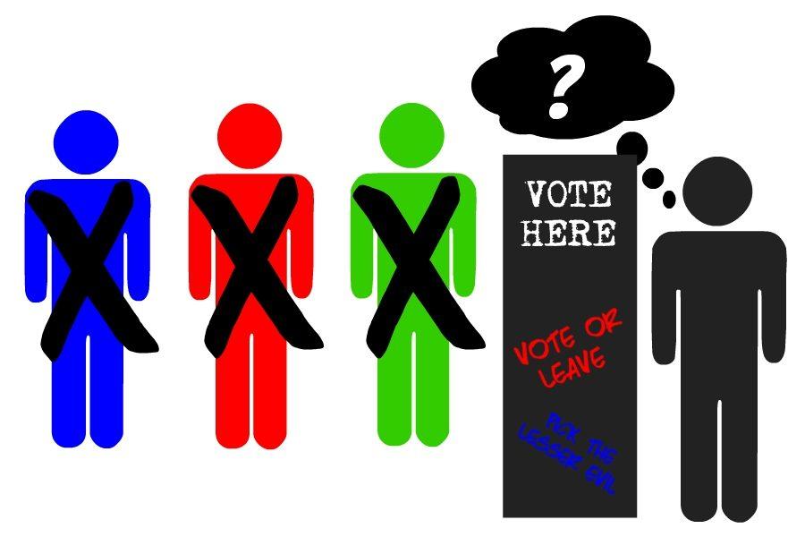 Not voting should not be shameful