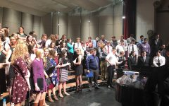 KMEA District Choir takes place at FHSU