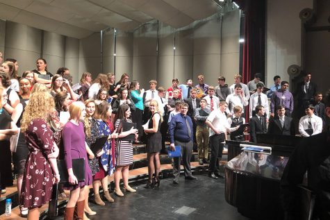 Music students perform at Winter Concert