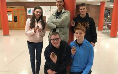 Scholars Bowl takes first at Colby Invitational
