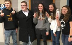 Scholars bowl wins first in Russell