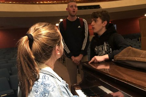 Chamber Singers to compete in acapella competition