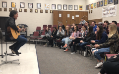 Grammy Award-winning songwriter Monte Selby visits Chamber Singers
