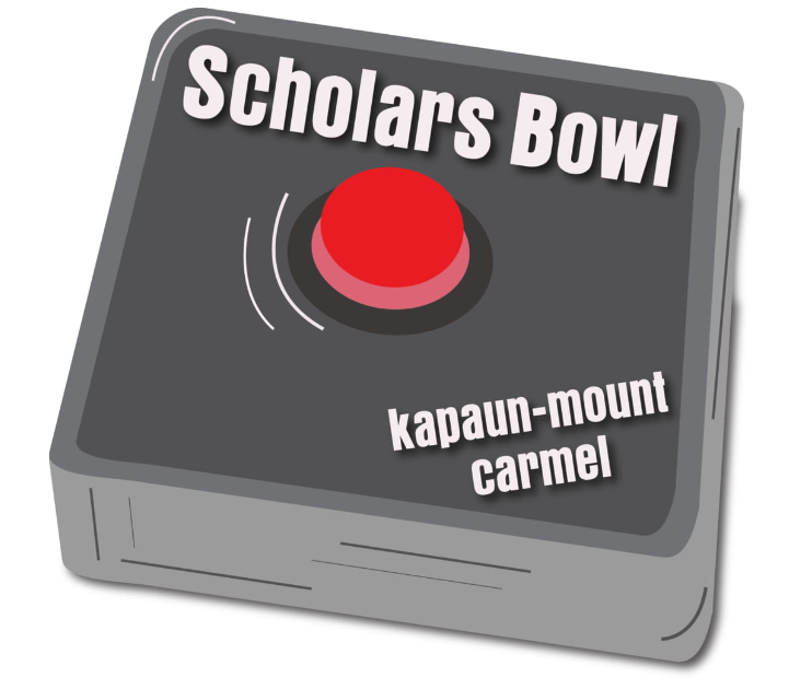 Scholars+Bowl+competed+at+Kapaum-Mount+Carmel+on+Jan.+10.++Both+the+varsity+and+junior+varsity+team+competed+at+the+meet.+Neither+team+placed.