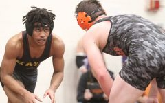 Indian wrestling places seventh at Bob Kuhn