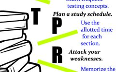 Students take ACT Prep class for test taking strategies