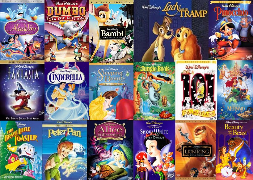 TRIVIA: How well do you know children's movies?