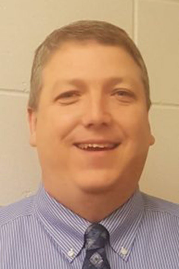 After the USD 489 School Board Meeting on Feb. 11, Ron Wilson is approved as the new superintendent.