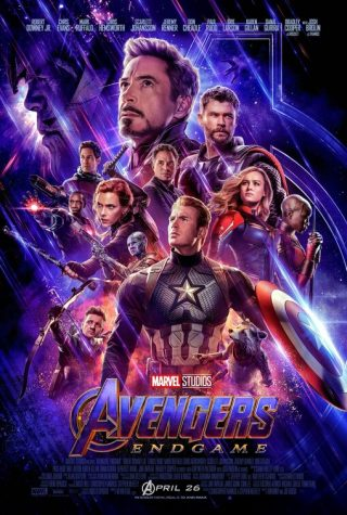 """Avengers: Endgame"" was released in theaters in the U.S. on Friday, April 26."