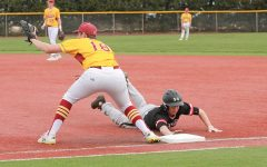 Indian baseball has first loss of season