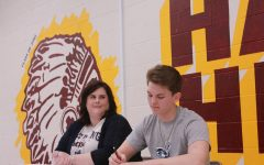 Senior Scout Perryman signs to Sterling