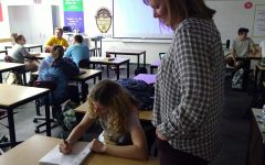 Substitute teachers follow requirements given