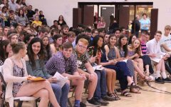 Academic, athletic awards given to students