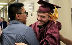 Seniors walk across stage, receive diplomas at graduation on May 12