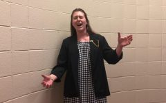Junior Caitlin Leiker submits KAKE Idol audition