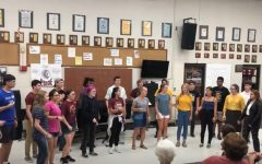 Chamber Singers strengthen performance for Homecoming Assembly