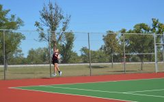 Girls' tennis attends WAC