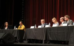 Board of Education hosts debate for school board candidates
