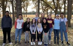 Environmental Club hosts scavenger hunt at Frontier Park