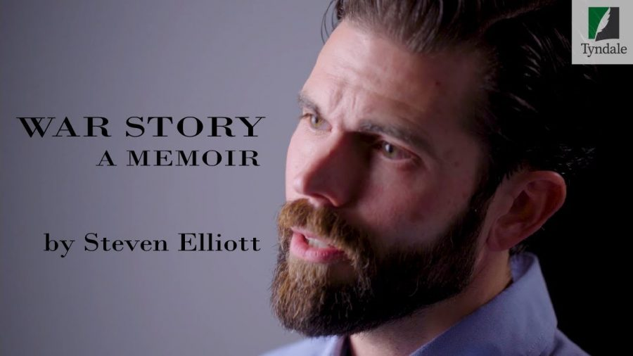 In the midst of an enemy ambush, Army Ranger Steven Elliott was one of four soldiers in his battalion who mistook Pat Tillmans position for that of the enemy. He is one of two Rangers considered to have likely fired the fatal shots. Elliott came to speak with students about his story during PRIDE Time on Nov. 26 in the Lecture Hall.
