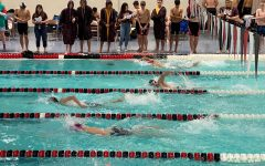 Boys swim attends Great Bend Invitational