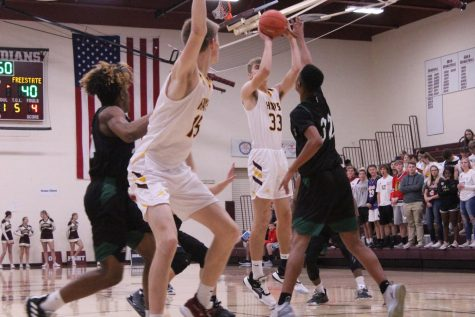 Lady Indian basketball falls to Colby