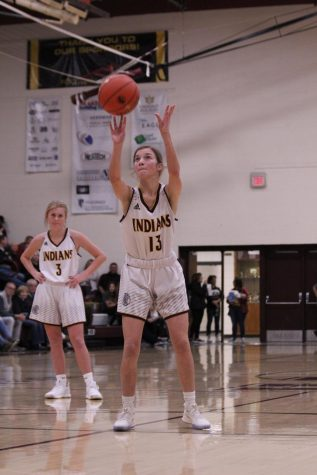 Lady Indian basketball falls to Pratt