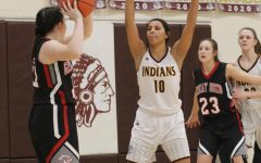 Lady Indians place fourth in 35th Annual Orange and Black Classic