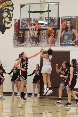 Lady Indians snap five game losing streak