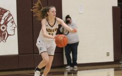 Lady Indians fall to Salina Central on the road