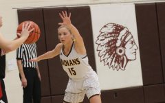 Lady Indians suffer a loss to Dodge City