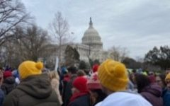 Students attend March for Life in Washington D.C.