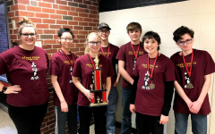 Chess team takes second at Concordia tournament