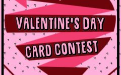 Valentine's Day card making contest