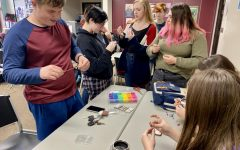 Gender Sexuality Alliance holds bracelet-making day on March 10