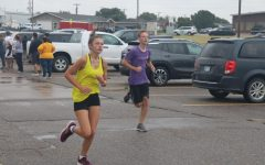 Cross country hosted a preseason meet on Sept. 1.