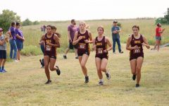 Cross country held an invitational meet on Sept. 17 in Victoria.